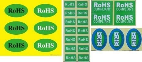 环保RHOS标签 1