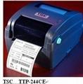 TSC 244CE条码打印机