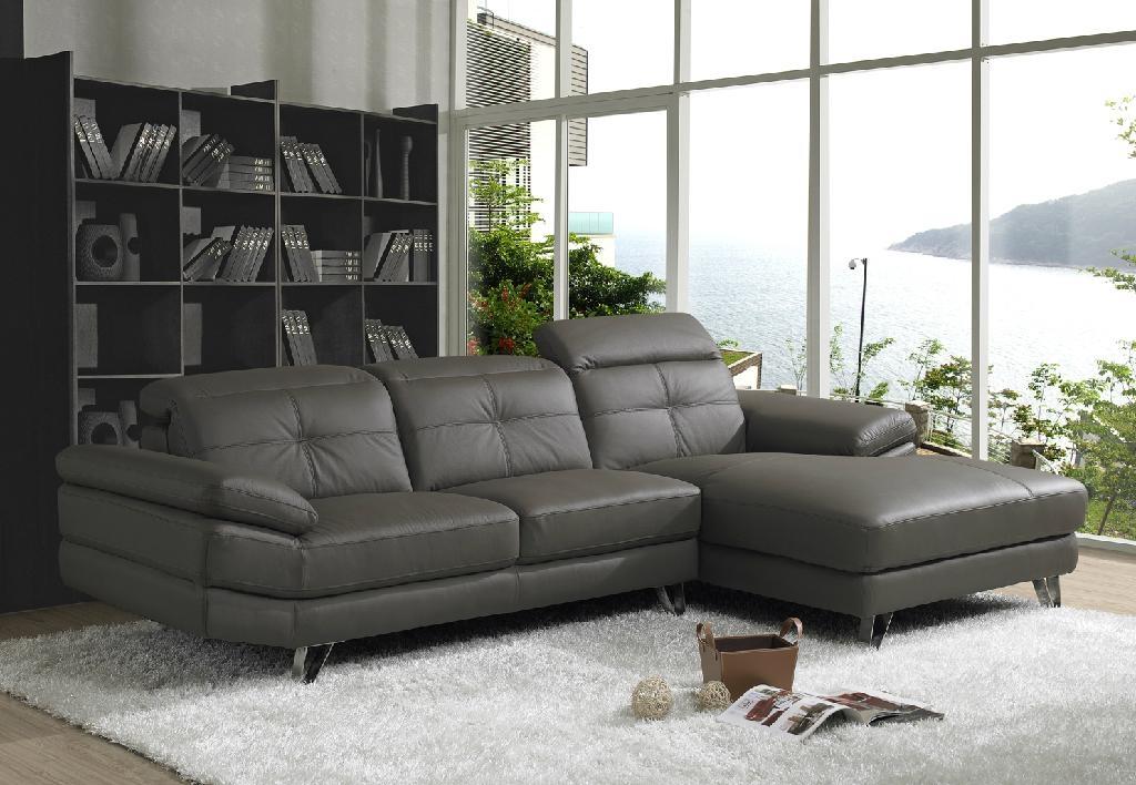 Sectional Modern Sofa,luxury Leather Sofa,upholstery