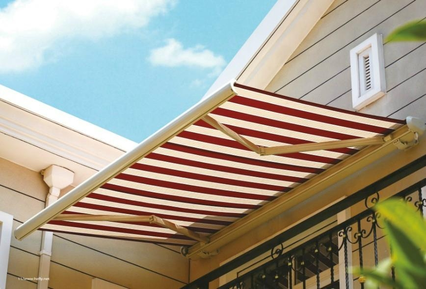 roof awning,aluminum alloy frame awning,retractable awning hfl 601 hefly china manufacturer