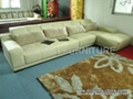 leather corner sofa GF032, modern design , high quality with reasonable price 2