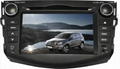 Promotion TOYOTA RAV4(one piece) Wholesale New  Car DVD Player