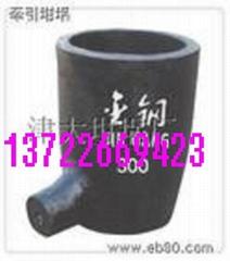 碳化硅化銅石墨坩堝
