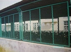 钢板护栏网系列