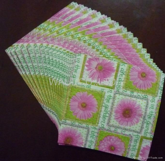 Paper Napkins 1
