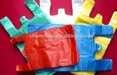 聚乙烯制印刷背心袋