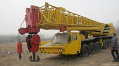 KATO 160 ton second-hand truck crane