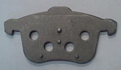 Steel Back Plate D1257-O