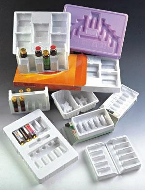 Medicine clamshell packaging 2