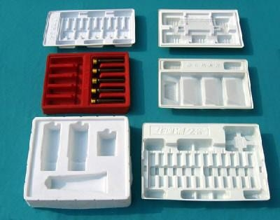 Medicine clamshell packaging 4