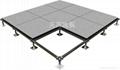 PVC面硫酸鈣活動地板