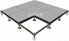 PVC面硫酸钙活动地板