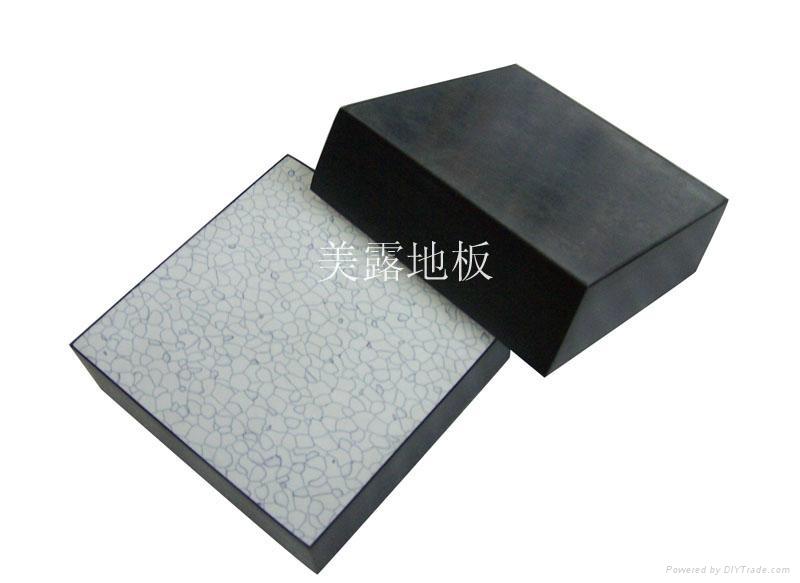 HPL面硫酸鈣活動地板 1