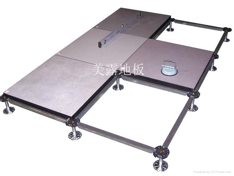 陶瓷貼面硫酸鈣活動地板 2