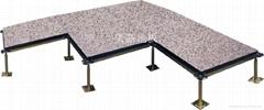 花崗石貼面硫酸鈣活動地板