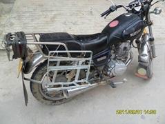 摩托车载重货架