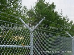 chain link fence, CL-52-F