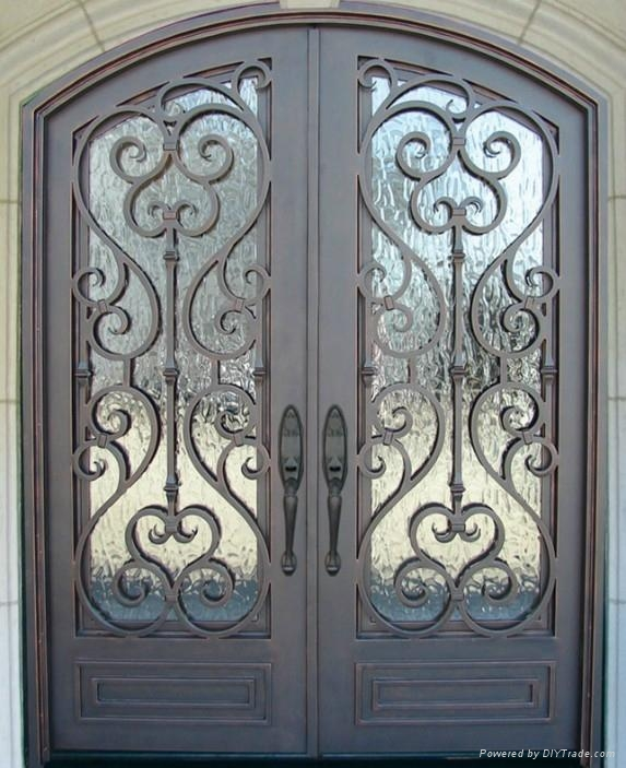 Wrought Iron Security Gates for Doors 573 x 703 · 208 kB · jpeg