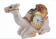 Fashion Camel Metal Jewelry Box