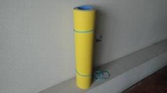 新材质优力耐瑜伽垫
