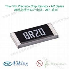 高精密薄膜贴片电阻