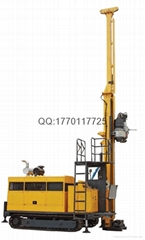 HYDX-4 full hydraulic core drilling rig (max.1000m drilling capacity)