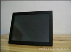 工業12寸金屬外殼觸摸屏顯示器