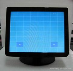 15寸觸摸屏顯示器