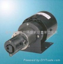 美国TUTHILL磁力驱动齿轮泵