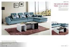 皮艺沙发 1