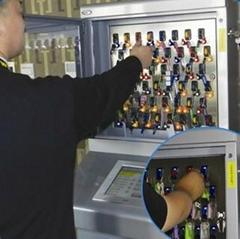 商業商場智能管理鑰匙櫃系統