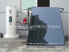 Home Solar Power System for Water Heating--Split 200L