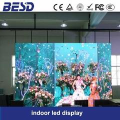 led display indoor p6,le