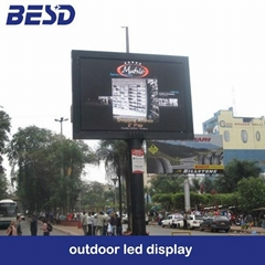 led advertising sign,led display screen,led screen full color outdoor use