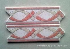 Arrow Border Tiles