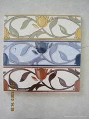 Bathroom Ceramic Border Tiles