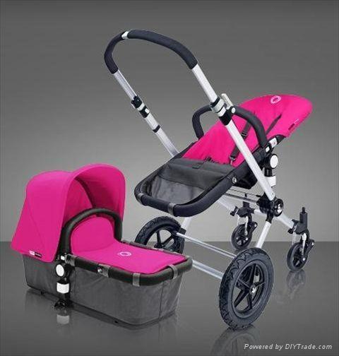 Buy Off White Brown Bugaboo Cameleon Stroller,Bugaboo Prams to enjoy Retail