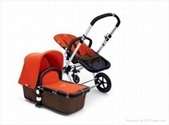 Orange Red Bugaboo Cameleon Stroller,Bugaboo Prams can be saved 59% - 69% off