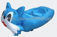武汉时尚玩具充气电瓶车