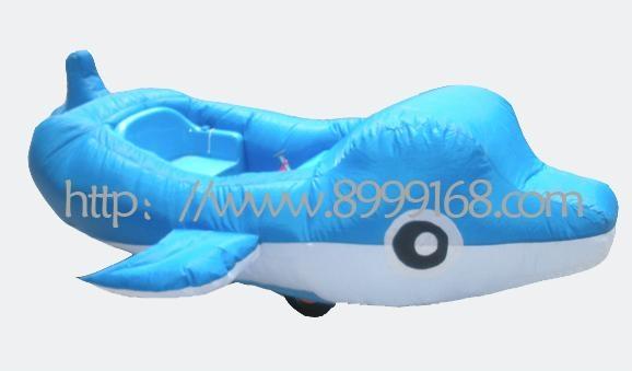 武漢時尚玩具大家樂充氣電瓶車 3