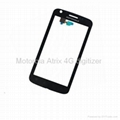 For Motorola Atrix 4G Touch Screen Digitizer Replacement (Hot Product - 1*)