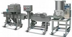 Mini Automatic Hamburger Production line