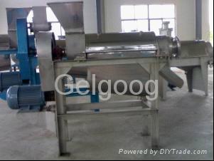 Fruit Juice Extracting Machine 4