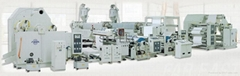 High-Speed Dual-Extruder Extrusion Coating And Lamination Machine.