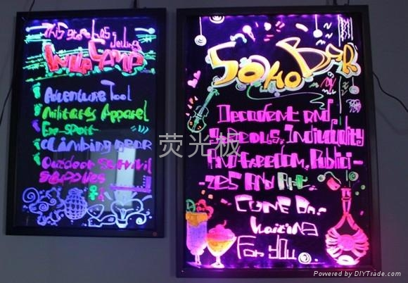 LED Fluorescent Board 2