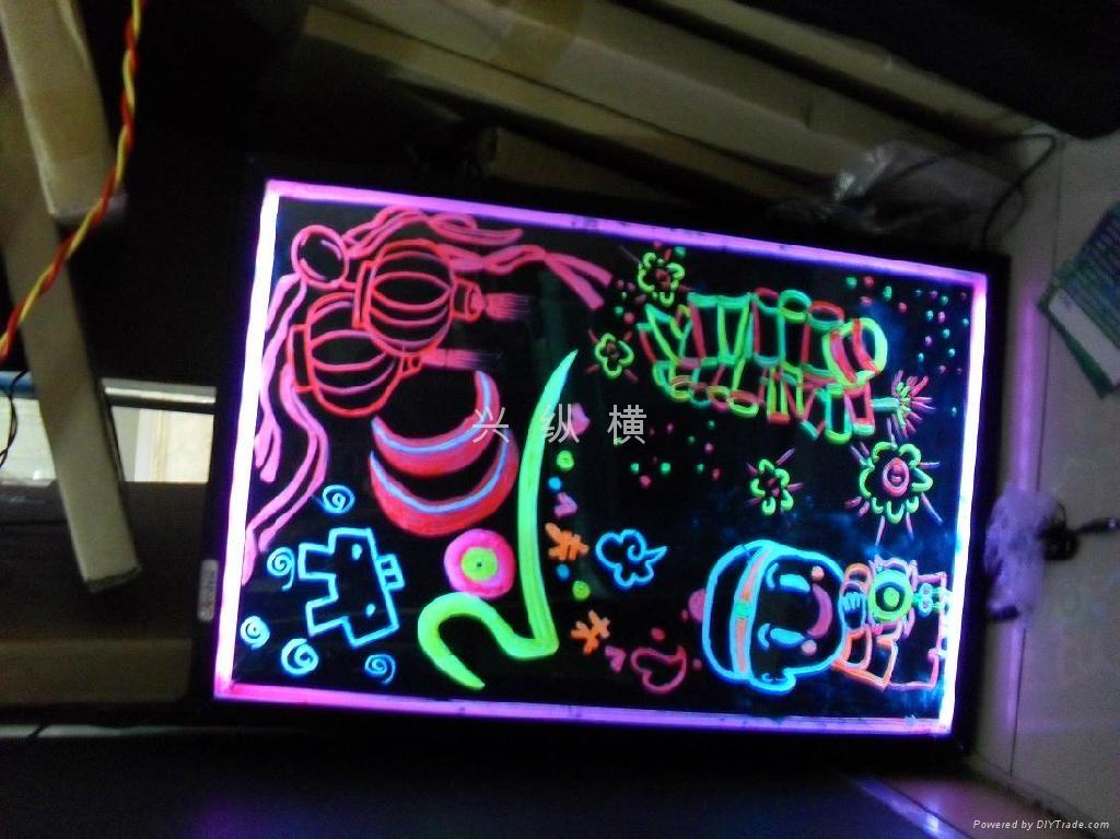 LED Fluorescent Board 1