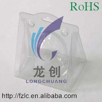 Clear Plastic Blister Clamshell Packaging 1
