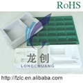Plastic Blister Flocking Tray