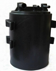 1200cc oil tank actived CARB carbon canister: