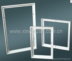photovoltaic panel aluminum frame